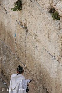 The Western Wall - Jerusalem, Israel ... March 11, 2014 ... Photo by Rob Page III