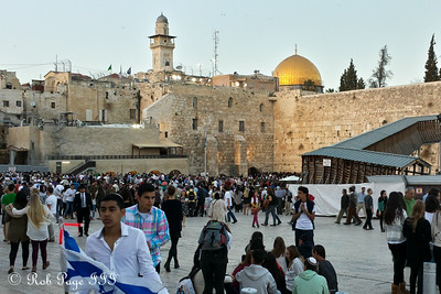 The Western Wall - Jerusalem, Israel ... March 7, 2014 ... Photo by Rob Page III