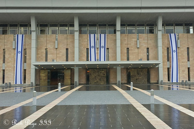 The Knesset - Jerusalem, Israel ... March 13, 2014 ... Photo by Rob Page III