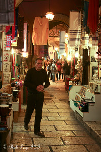 The Old Town market - Jerusalem, Israel ... March 12, 2014 ... Photo by Rob Page III