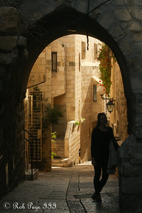 The Old Town - Jerusalem, Israel ... March 11, 2014 ... Photo by Rob Page III