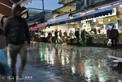 Exploring the Mahane Yehuda Market - Jerusalem, Israel ... March 13, 2014 ... Photo by Rob Page III
