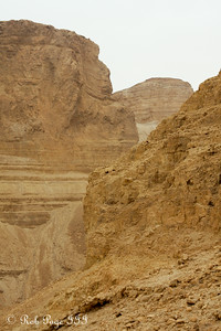 The canyons of the Judean Desert by the Masada - Masada National Park, Israel ... March 8, 2014 ... Photo by Rob Page III
