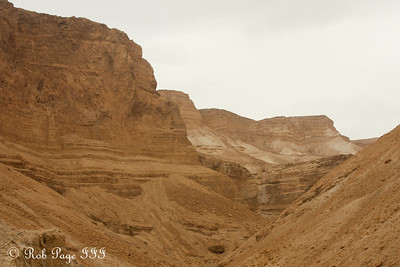 The South - Masada and Dead Sea