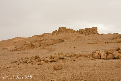 On top of the Masada - Masada National Park, Israel ... March 8, 2014 ... Photo by Rob Page III