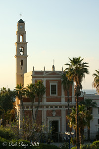 St. Michael Church - Jaffa, Israel ... March 10, 2014 ... Photo by Rob Page III