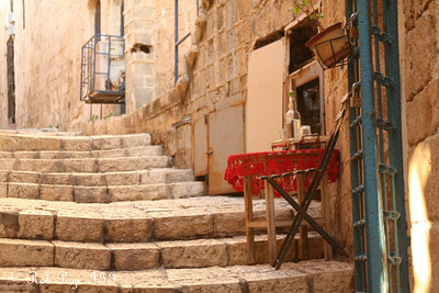 The streets of Jaffa - Jaffa, Israel ... March 10, 2014 ... Photo by Rob Page III