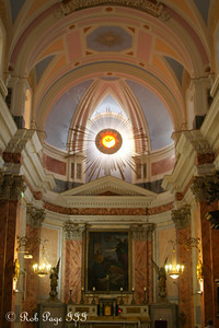 Inside the St. Michael Church - Jaffa, Israel ... March 10, 2014 ... Photo by Rob Page III