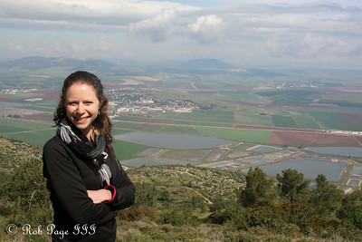 The Israeli countryside south of Galilee - Israel ... March 14, 2014 ... Photo by Rob Page III