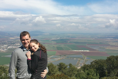 The Israeli countryside south of Galilee - Israel ... March 14, 2014 ... Photo by Gabe Bowers