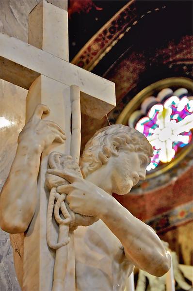Michelangelo Sculpture of Christ