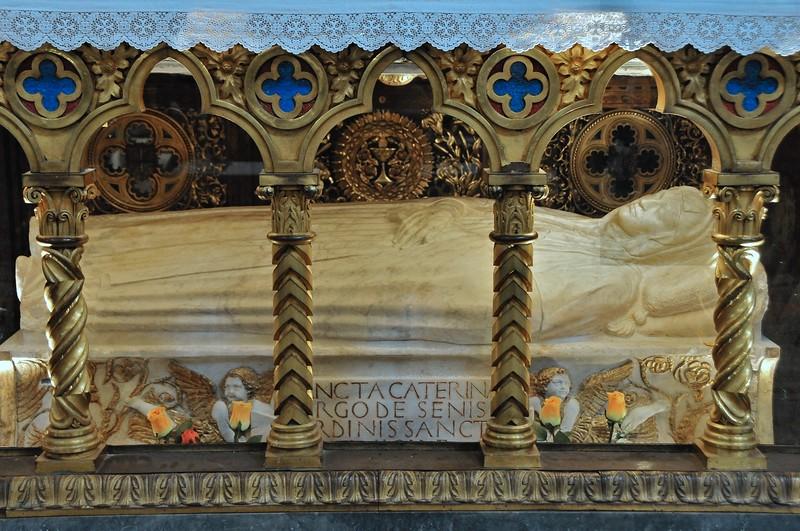 The Bones of St. Catherine