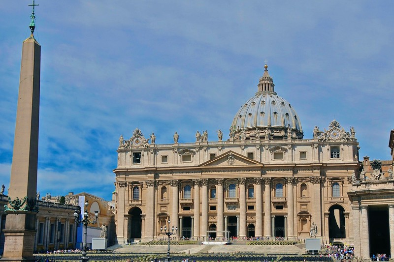 St. Peter's Square and Basillica