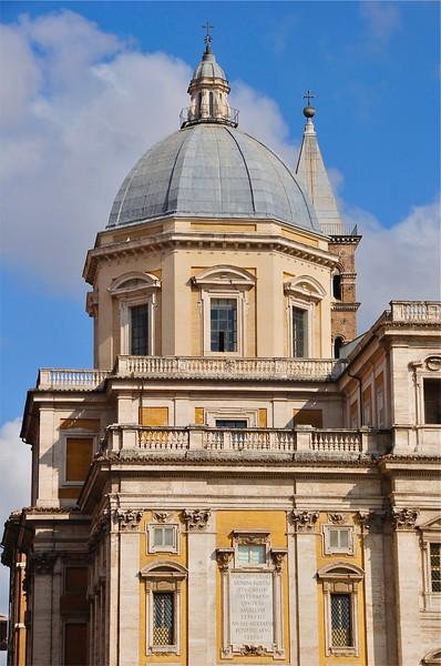 Basillica Santa Maria Maggiore