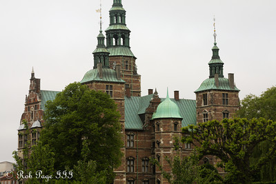 Rosenborg Castle - Copenhagen, Denmark ... June 2, 2013 ... Photo by Rob Page III
