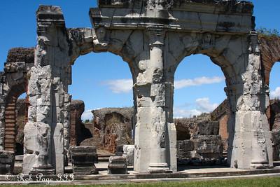The Campania Amphitheatre - Santa Maria Capua Vetere, Italy ... May 26, 2013 ... Photo by Rob Page III