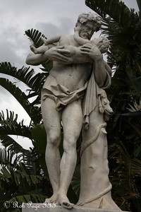 A statue along the waterfront - Naples, Italy ... May 25, 2013 ... Photo by Rob Page III