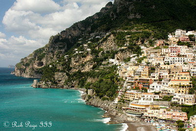 Positano, Italy ... May 23, 2013 ... Photo by Rob Page III
