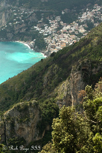 From the walkway of the Gods - Positano, Italy ... May 23, 2013 ... Photo by Rob Page III