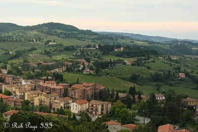 San Gimignano, Italy ... May 27, 2013 ... Photo by Rob Page III