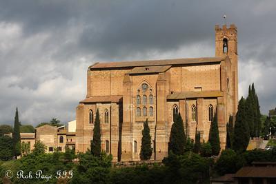 Church of San Domenico - Siena, Italy ... May 29, 2013 ... Photo by Rob Page III