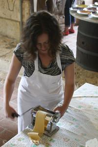 At Ecco la Cucina - Siena, Italy ... May 27, 2013 ... Photo by Rob Page III