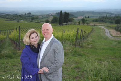 Tuscany - Siena, Italy ... May 30, 2013 ... Photo by Rob Page III