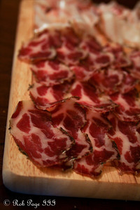 Delicious Italian pork - Sienna, Italy ... May 29, 2013 ... Photo by Rob Page III