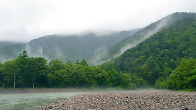 The Azusa River - Kamikochi, Japan ... July 9, 2016 ... Photo by Rob Page III