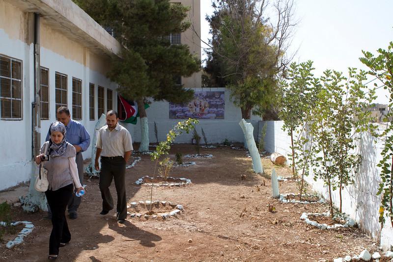 School Garden Project at Mugablain Boys School