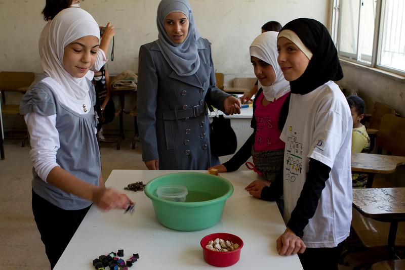 Sahab Girls School Summer Club.