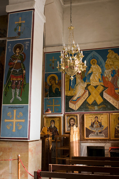 The Greek Orthodox church of St. George