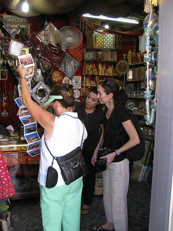 Shopping in Amman Photo by Mom and Dad