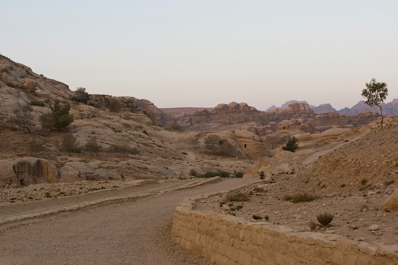 6am - Early start into Petra