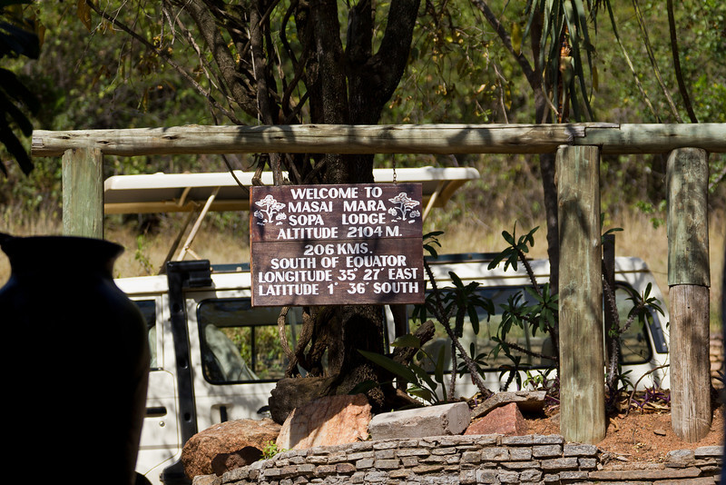 Welcome to the Masai Mara Sopa Lodge - Kenya