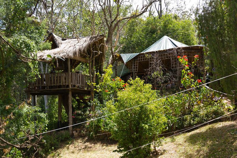 The Karibu Trout Tree Resturant - Kenya