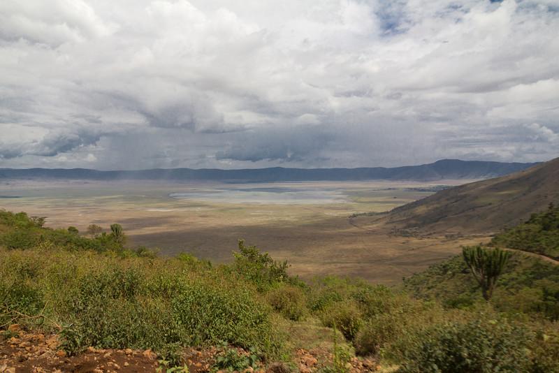 The Ngorongoro Crater World Heritage Site - Tanzania