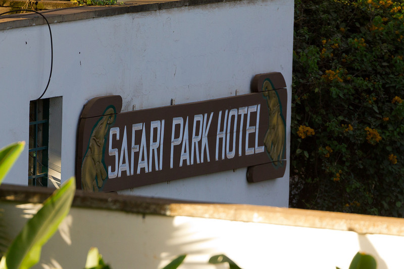 Safari Park Hotel in Nairobi
