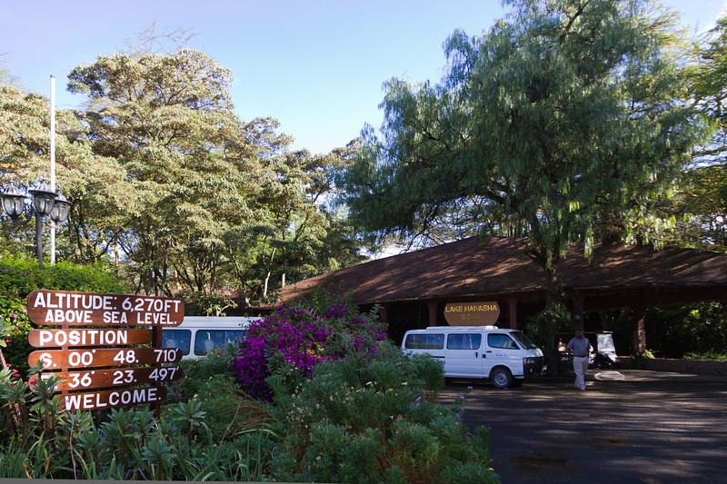 Lake Naivasha Lodge - Kenya