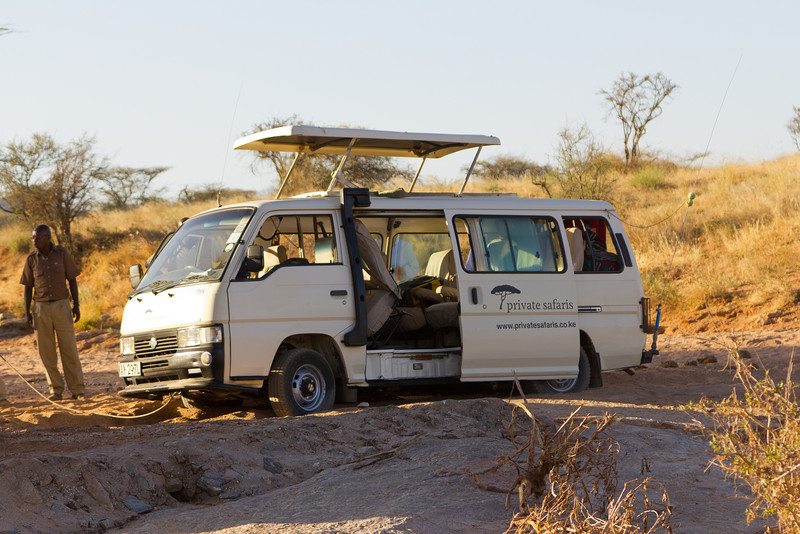 Safari life (aka, What not to do!) in Samburu National Reserve -  Kenya