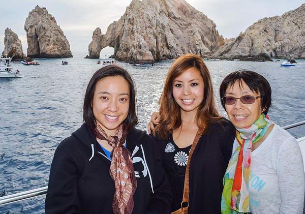 Los Cabos Trip, Dec 25-30, 2016