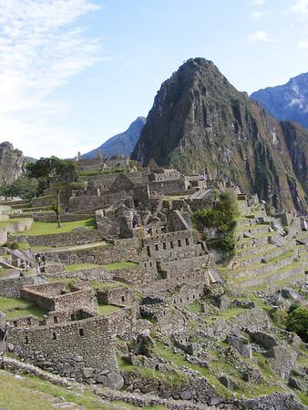Machu Picchu & Amazon,May 2008