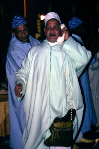 I am not so sure this is traditional Moroccan dance.  Fantasia Chez Ali  - Marrakesh, Morocco ... March 7, 2005 ... Photo by Heather Page