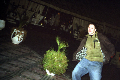 Jordan is excited at Fantasia Chez Ali - Marrakesh, Morocco ... March 7, 2005 ... Photo by Rob Page III