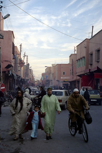 Streetlife - Marakesh, Morocco ... March 7, 2005 ... Photo by Rob Page III