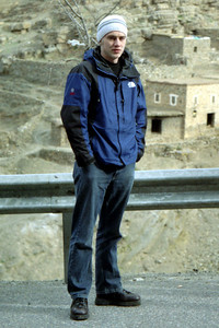Rob - Morocco ... March 8, 2005 ... Photo by Heather Page
