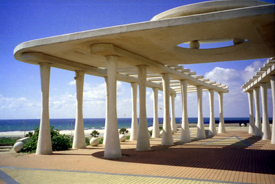 Mediterrenean architecture - Tarifa, Spain ... March 6, 2005 ... Photo by Rob Page III