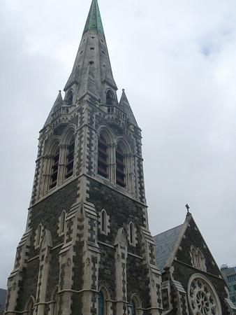 Christchurch (south island)