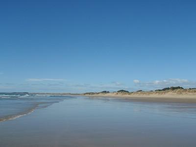 Kaitaia/90-mile beach/Cape Reinga (north island)