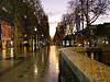 Champs Elysees at Dawn